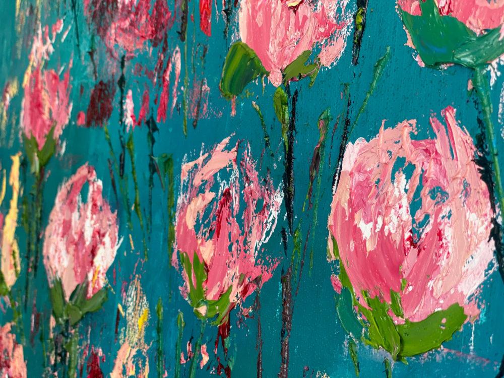 Roses Bloom Detail 5