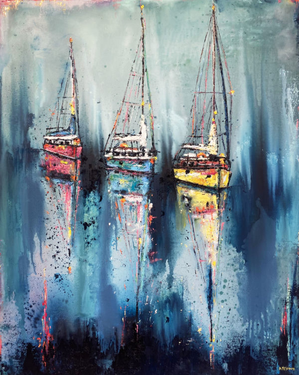 Sailing Boats, Kinsale