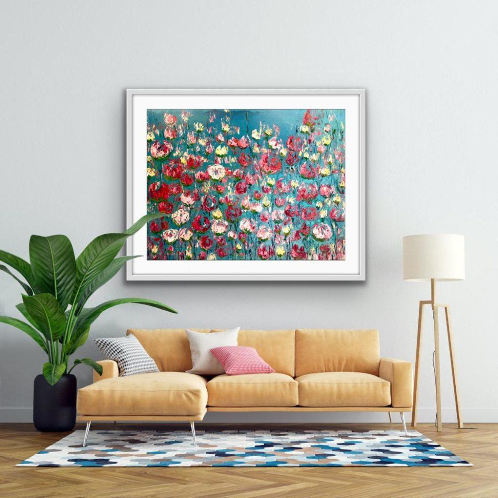 Blooming - In Room